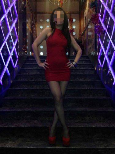 İzmir Arap escort Sahra